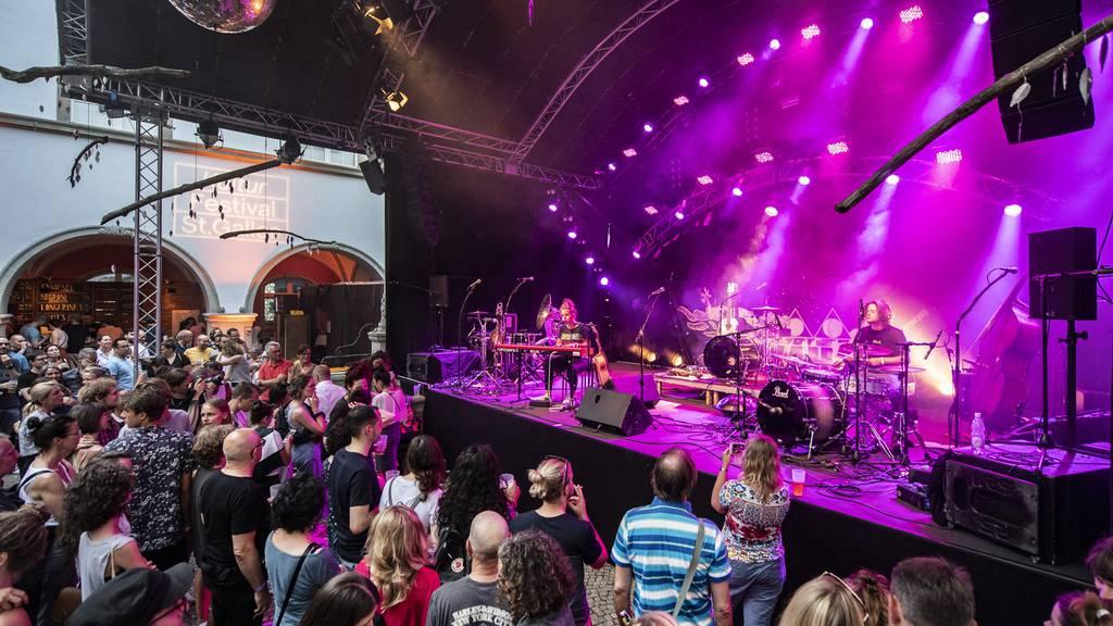 Crimer, Saint City Orchestra und Bubble Beatz am Kulturfestival