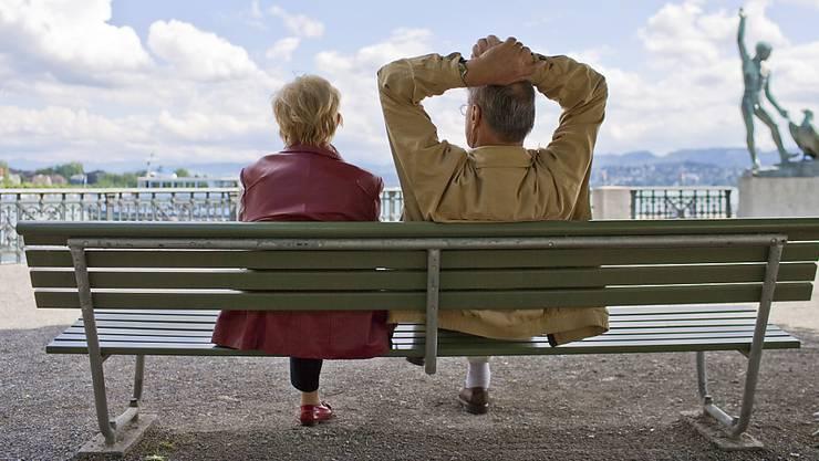 «Bekanntlich wissen wir, dass die AHV in der heutigen Form nur dann langfristig überleben kann, wenn das Rentenalter erhöht wird», schreibt Autor Markus Gisler. (Symbolbild)