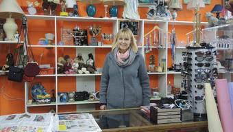 Weil Ursula Brogli umzieht, wird ihre Brocki im Dezember geschlossen. Zuvor findet jedoch ein grosser Ausverkauf statt.Timea Hunkeler