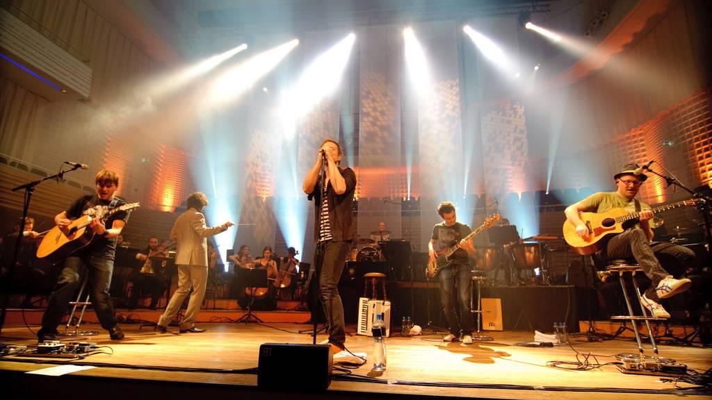 Dada Ante Portas: Einziges Live-Konzert in diesem Jahr in Kriens