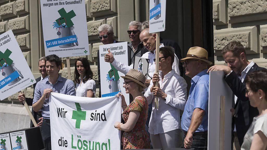 Apotheker-Petition gegen «unkoordinierten Abbau»