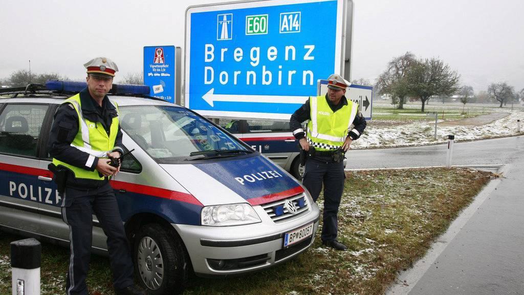 Die Polizei Vorarlberg sucht  (Symbolbild).