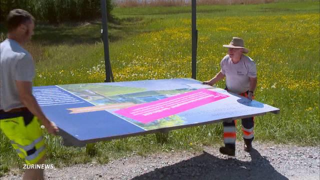 Keine Entschuldigung von Regierungsrat Kägi für Flop-Aktion am Greifensee