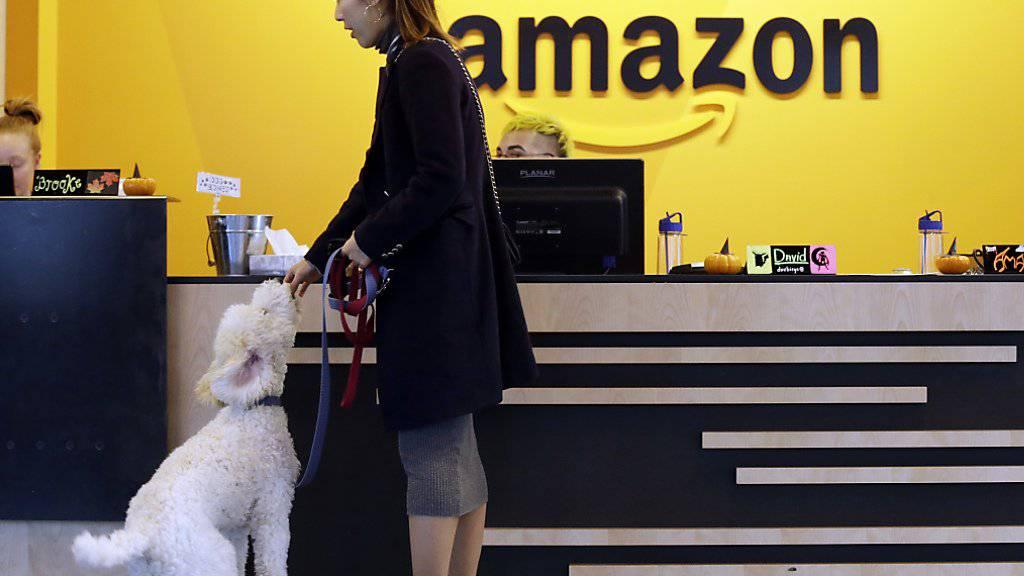 Mit milliardenschweren Steuererleichterungen buhlen nordamerikanische Städte um den Onlinehandels-Riesen Amazon, der einen Standort für seinen zweiten Hauptsitz sucht.