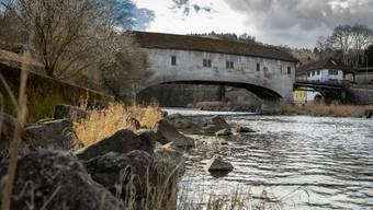 Historische Holzbrücken im Aargau