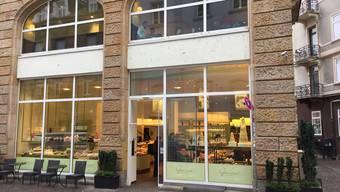 Feine Kuchen gibt es im Café Gmeiner.