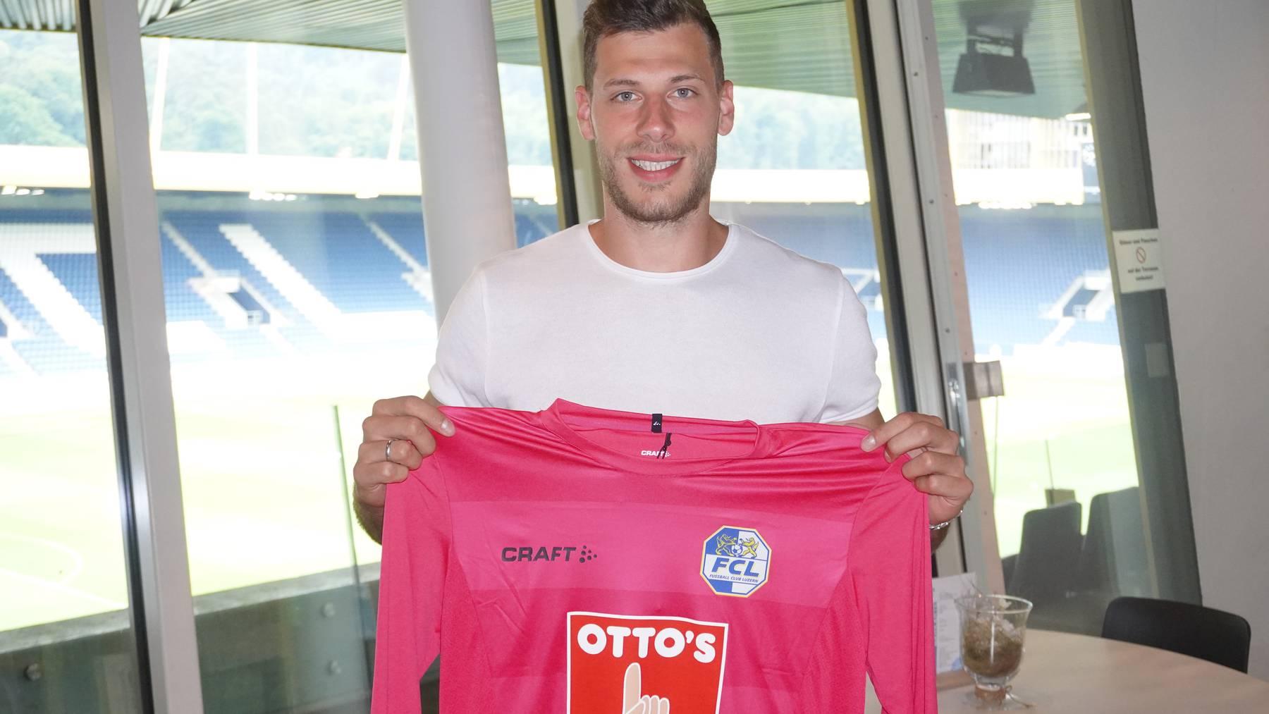 FCL holt Torhüter Marius Müller