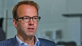 Axel Wüstmann, CEO der AZ Medien und künftiger CEO des Joint Ventures mit der NZZ.