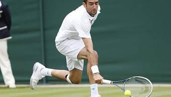 Marin Cilic in Wimbledon 2013