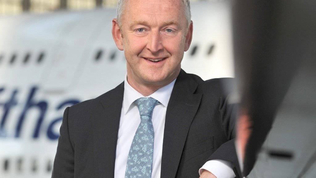 Thomas Klühr arbeitet seit 25 Jahren in verschiedenen Managementfunktionen bei der Lufthansa.