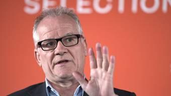 Festival-Direktor Thierry Fremaux stellt am 18. April 2019 das Programm des Filmfestivals in Cannes vor.