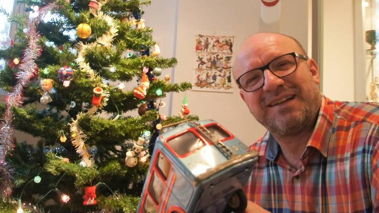 Weihnachtsausstellung im Kindermuseum Baden