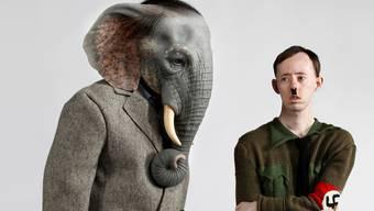 «Ganesh Versus the Third Reich» heisst die bizarre Geschichte des australischen «Back to Back Theatre».