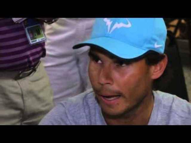 Rafael Nadal gibt Auskunft zu Doping-Vorwürfen: «Ich bin absolut sauber und ein fairer Sportsmann»