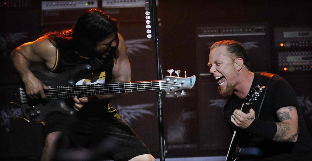 Metallica rockt (© ky/pd)