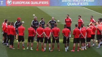 Das Schweizer Nationalteam trifft in der WM-Barrage auf Nordirland