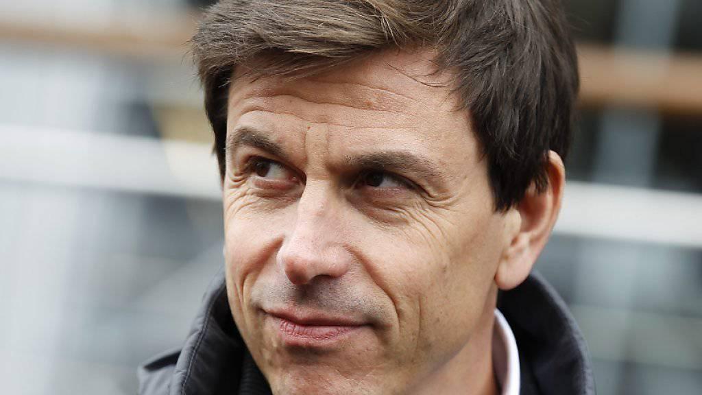 Mercedes-Sportchef Toto Wolff ist nicht mehr Williams-Mitbesitzer