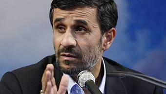 EU-Länder erwägen Boykott der Ahmadinedschad-Rede (Archiv)