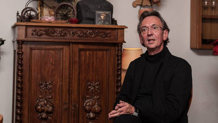 Franz Schultheis, Soziologe und Professor der Uni St