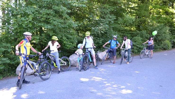 Der Velotag Limmattstadt findet rund um die Umweltarena statt - Mit geführten Velotouren, Bike-Show und Informationsstände