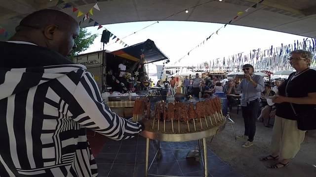 Streetfood Festival Solothurn 2017 lockt gegen 25'000 Besucher unter die Westumfahrungsbrücke