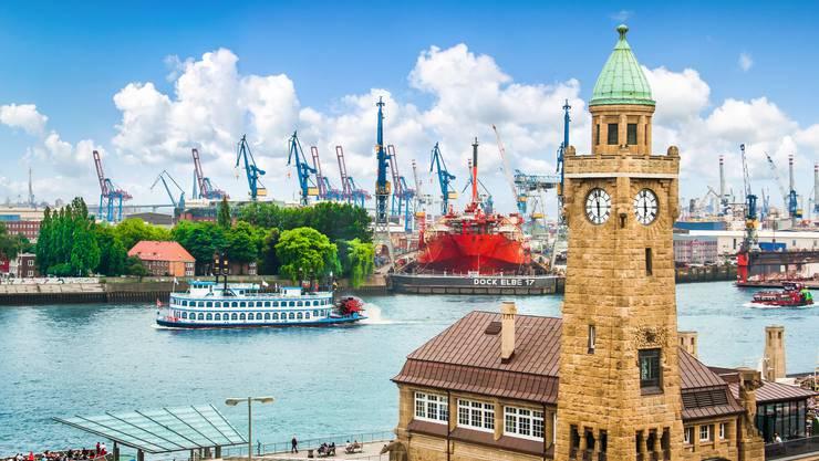 Hamburg, Deutschland.