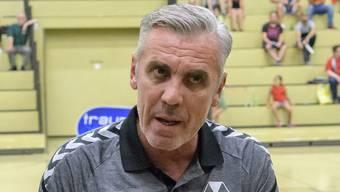Samir Sarac gesteht: «Seit dem Thun-Spiel wurde sehr schlecht trainiert. Das muss ich so sagen.»