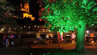 1. Saucony Light Run in Solothurn