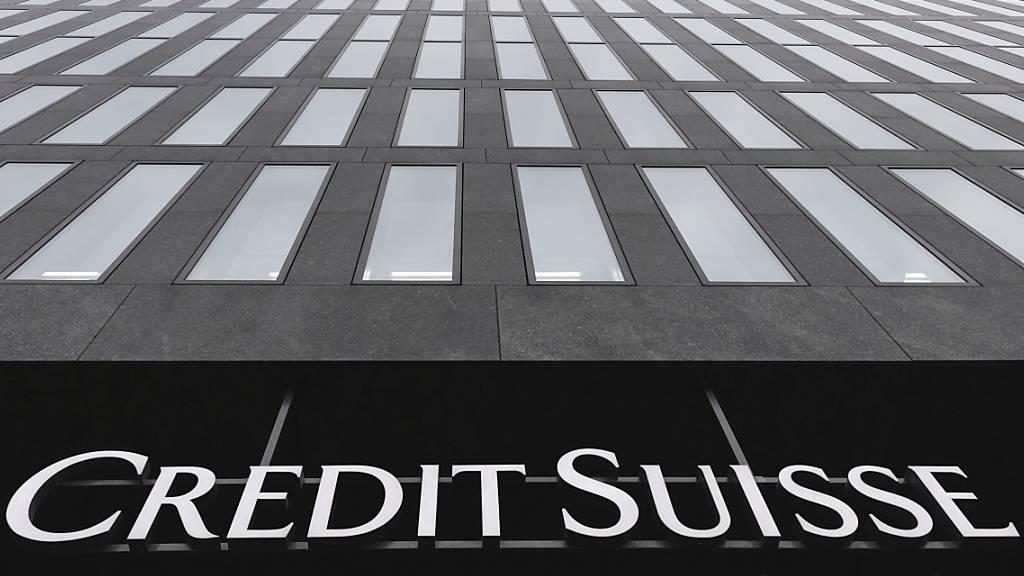Die Credit Suisse zieht Konsequenzen aus den Turbulenzen um die Lieferketten-Finanzierungsfonds im Zusammenhang mit der Greensill-Pleite. Das Asset Management wird künftig als eigenständige Division geführt. (Archivbild)