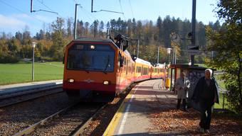 Im Schlussbericht der Schweizerischen Sicherheitsuntersuchungsstelle (SUST) wird ersichtlich, dass der Lokführer nicht Schuld am Unfall der Rentnerin war. (Symbolbild)
