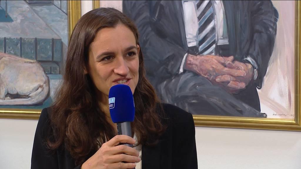 Marionna Schlatter (Grüne) äussert sich zu Ständerats-Niederlage