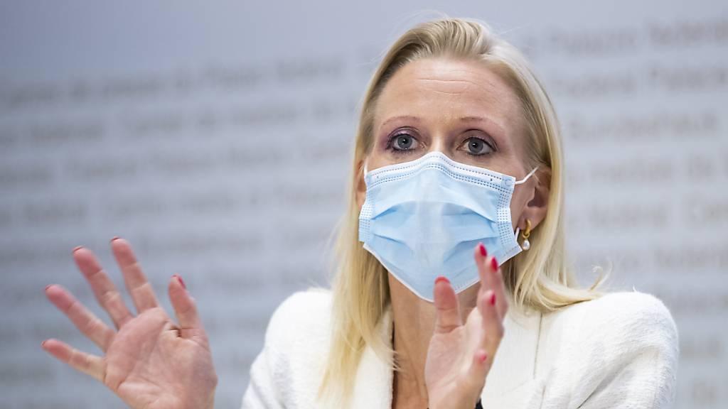 Lilian Studer Nachfolgerin von Marianne Streiff an der EVP-Spitze