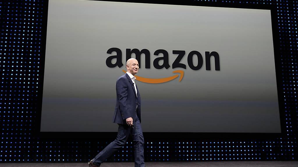 Amazon-Gründer Bezos kündigt Rücktritt als Konzernchef an