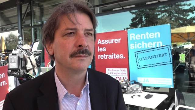 Altersreform 2020: Das sagt Gewerkschaftspräsident Rechsteiner