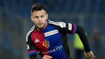 Statt Sprüche zu klopfen, gab sich Renato Steffen am Tag vor dem Spiel wohlüberlegt und kritisch.