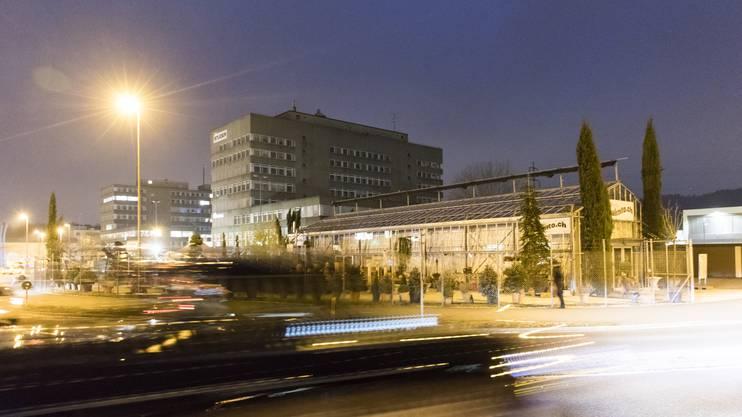 Auf dem Gretag-Areal – heutiges Industriegebiet von Regensdorf – soll Wohnraum für 6500 Menschen geschaffen werden.