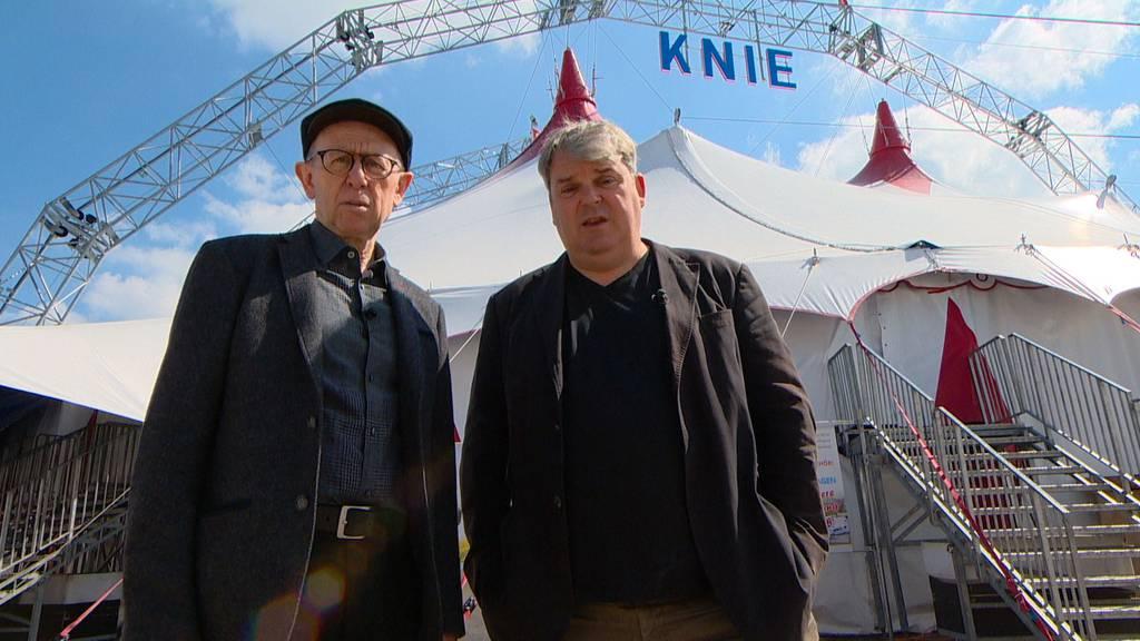 Mike Müller & Viktor Giacobbo