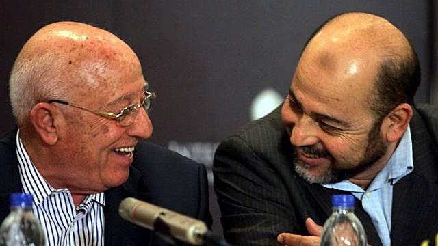 Zufriedene Konferenzteilnehmer in Kairo