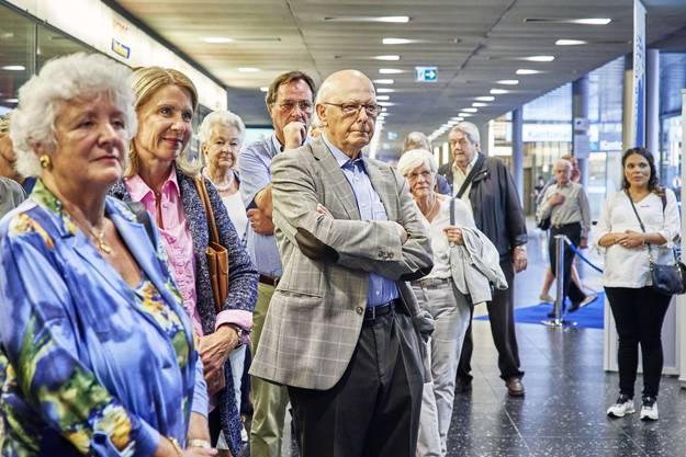 Neueröffnung der NAB Geschäftsstelle Baden: Impressionen vom Tag der offenen Tür.