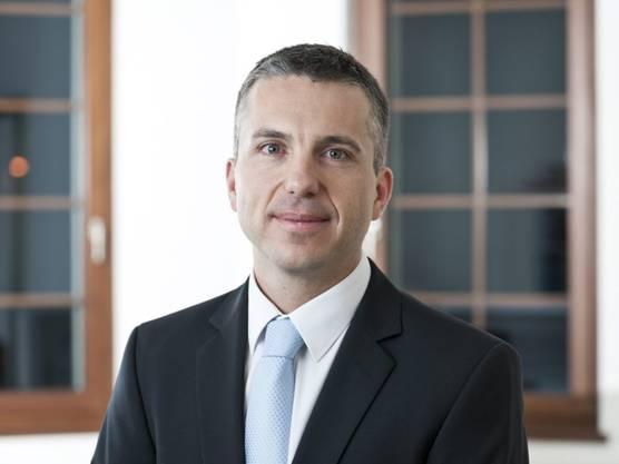 Am 1. August 2016 hatte Pascal Koradi den Chef-Posten bei der AKB angetreten.