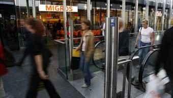 Der Migros droht beim Bahnhofshopping in Zukunft neue Konkurrenz. Hanspeter Bärtschi
