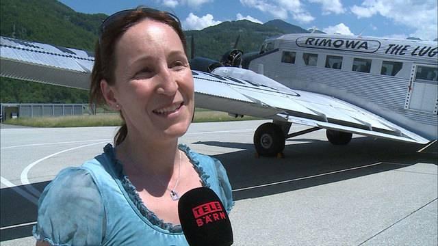Nostalgischer Höhenflug in der «Tante Ju»
