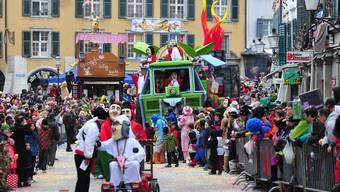 Fasnachtsumzug Solothurn