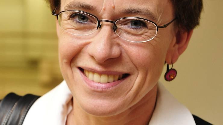 Will in den Bundesrat: Die Basler SP-Finanzdirektorin Eva Herzog.