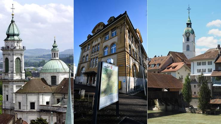 Bei der Zentrumslastenabgeltung stellt die FIKO den Antrag, die Mittel gleichmässig auf die drei Städte Solothurn, Grenchen und Olten zu verteilen.