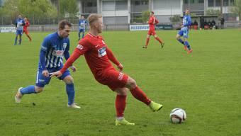 Am nächsten Samstag spielt der FC Dietikon das letzte Saisonspiel auf der Dornau und in der 2. Liga interregional. (Archiv)