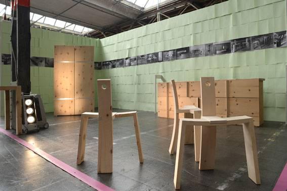 Möbel von Ramon Zangger Möbelwerkstatt