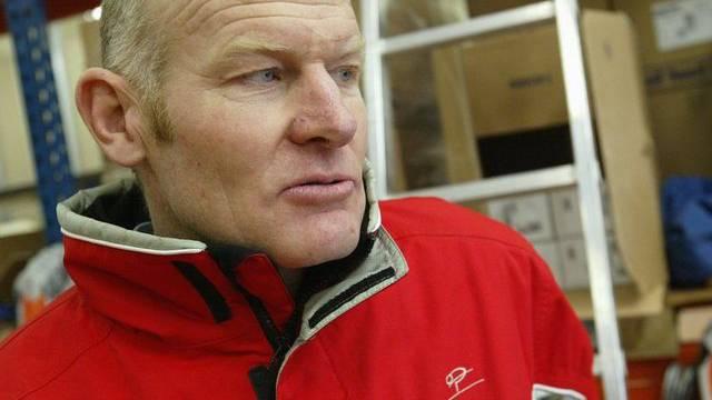 Besorgt: Beim Ex-Ski-Star Peter Müller wurde eingebrochen (Archiv)