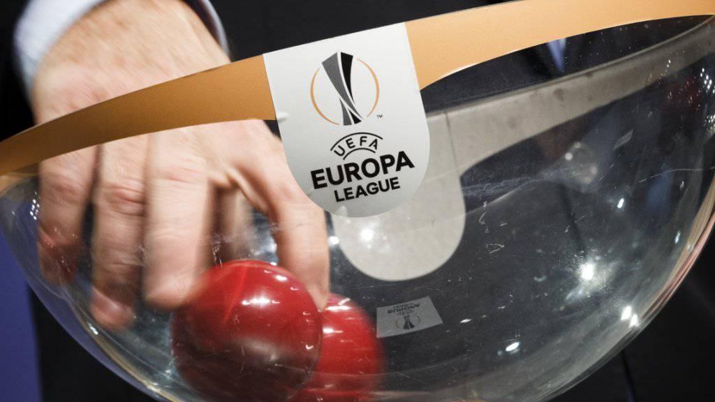 Am Montagmittag wurden in Nyon die ersten beiden K.o.-Runden der Europa League ausgelost