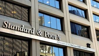 Die Ratingagentur Standard and Poor's stuft die Kreditwürdigkeit des Kantons Baselland erneut als sehr gut ein. (Archiv)
